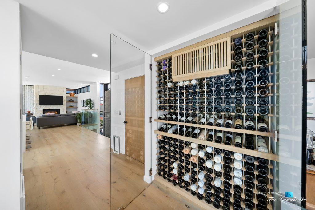 246 30th Street, Hermosa Beach, CA, USA - Wine Closet