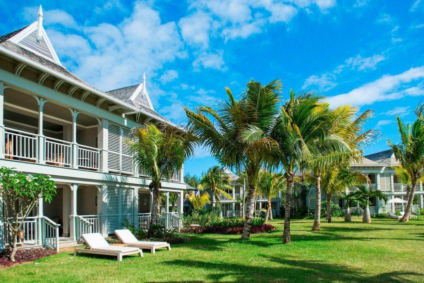 The St. Regis Mauritius Luxury Resort - Mauritius - Suites Exterior