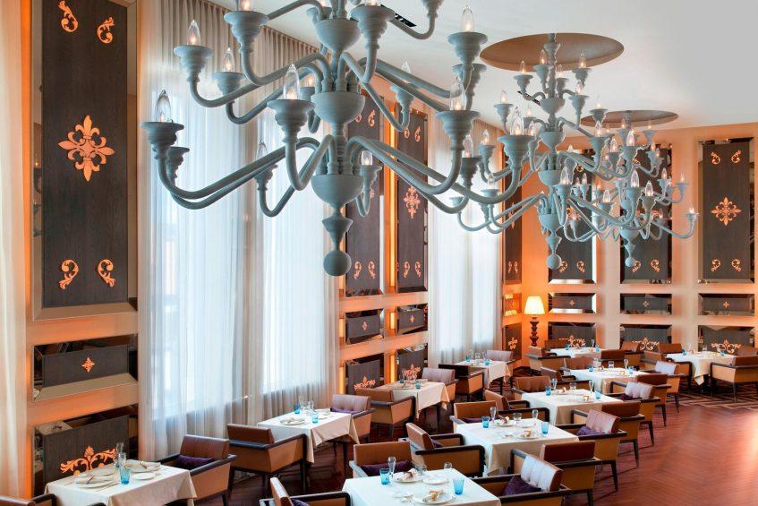 The St. Regis Osaka Luxury Hotel - Osaka, Japan - La Veduta Restaurant