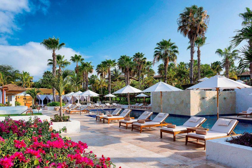 The St. Regis Punta Mita Luxury Resort - Nayarit, Mexico - Areca Adult Pool Upper Deck