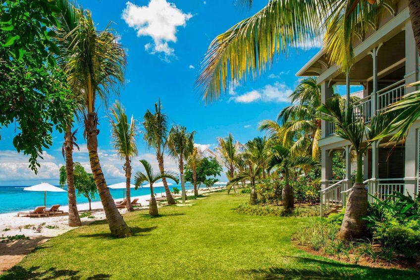 The St. Regis Mauritius Luxury Resort - Mauritius - Exterior Oceanview Suites