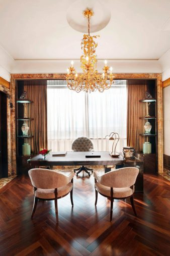 The St. Regis Singapore Luxury Hotel - Singapore - Presidential Suite