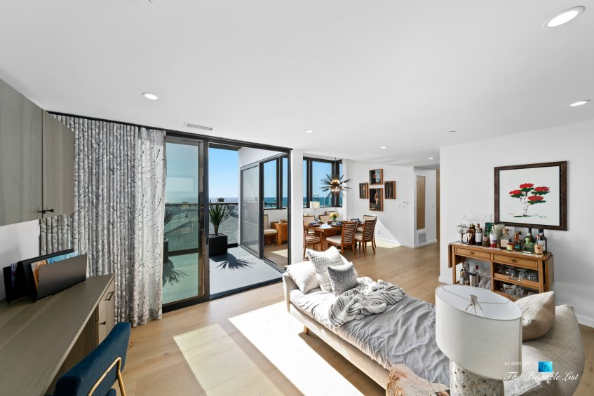 246 30th Street, Hermosa Beach, CA, USA - Upstairs Den