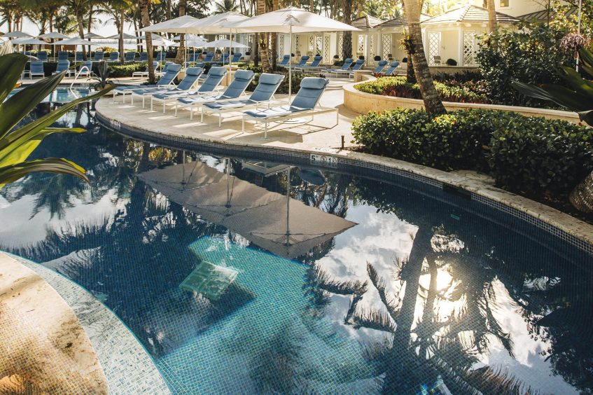 The St. Regis Bahia Beach Luxury Resort - Rio Grande, Puerto Rico - Seaside Pool