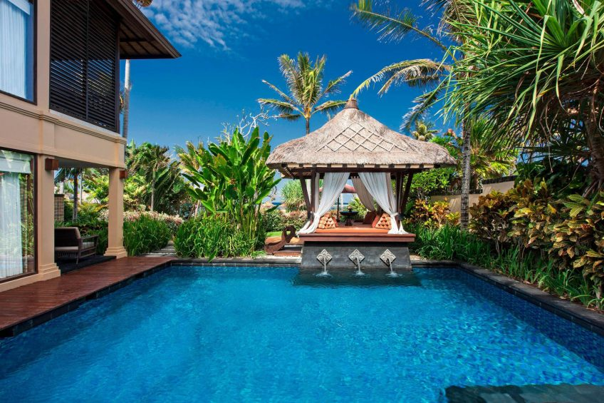 The St. Regis Bali Luxury Resort - Bali, Indonesia - Strand Residence Guest Room Private Pool