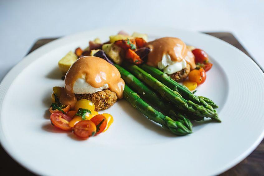 The St. Regis New York Luxury Hotel - New York, NY, USA - Gourmet Food