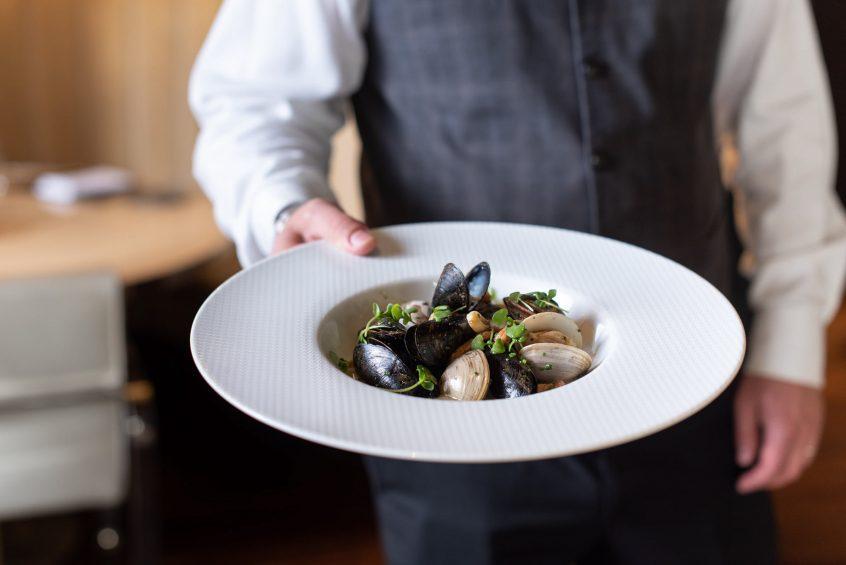 The St. Regis Washington D.C. Luxury Hotel - Washington, DC, USA - Alhambra Restaurant Modern Mediterranean Cuisine