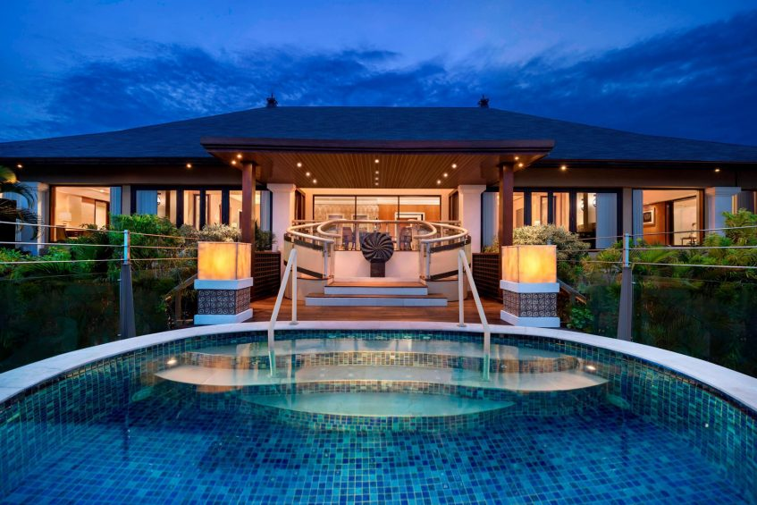 The St. Regis Bali Luxury Resort - Bali, Indonesia - Grand Astor Suite Private Pool