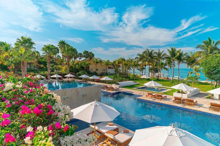 The St. Regis Punta Mita Luxury Resort - Nayarit, Mexico - Areca Adult Pool