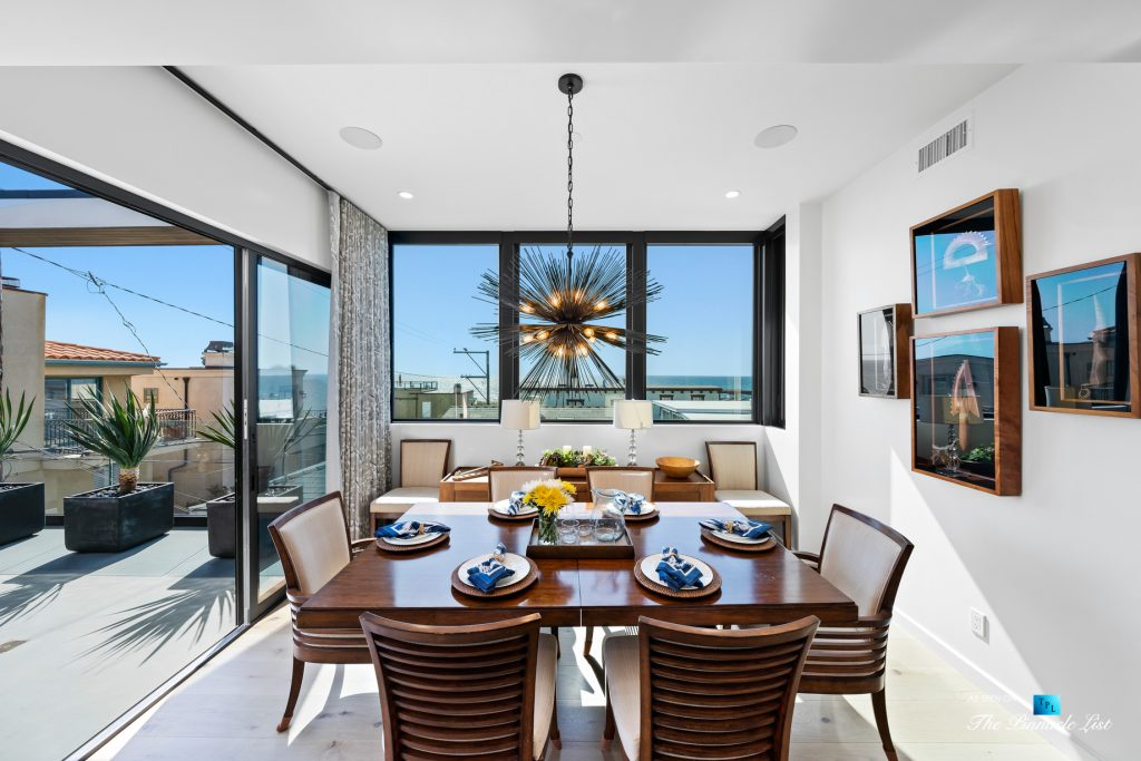 246 30th Street, Hermosa Beach, CA, USA - Dining Room