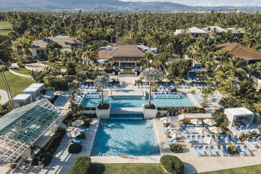 The St. Regis Bahia Beach Luxury Resort - Rio Grande, Puerto Rico - Beach Club Pool And Facilities