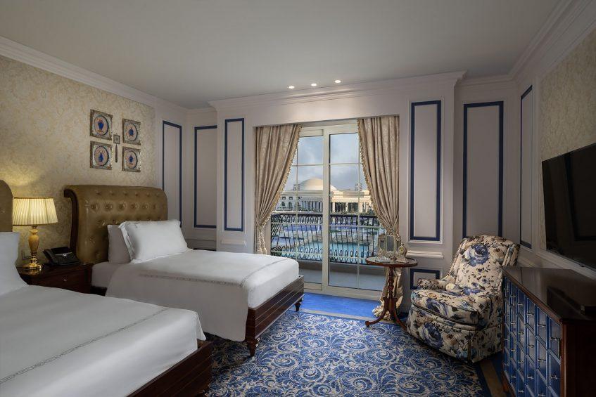 The St. Regis Almasa Luxury Hotel - Cairo, Egypt - Royal Suite Double Room