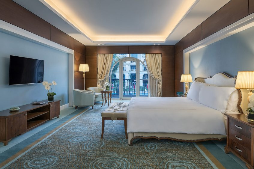 The St. Regis Almasa Luxury Hotel - Cairo, Egypt - Astor Suite
