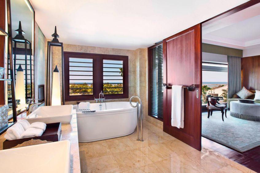 The St. Regis Bali Luxury Resort - Bali, Indonesia - Grand Astor Suite Bathroom