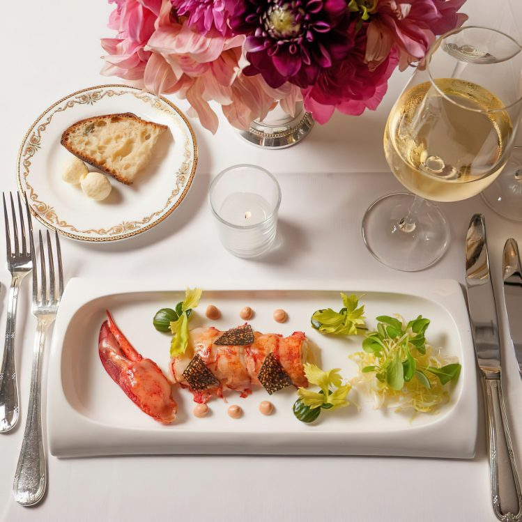 The St. Regis New York Luxury Hotel - New York, NY, USA - Gourmet Fine Dining