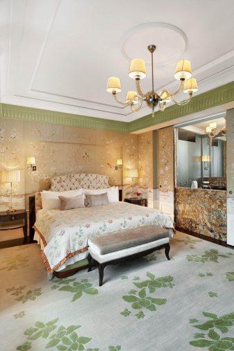 The St. Regis Singapore Luxury Hotel - Singapore - Astoria Suite Bedroom