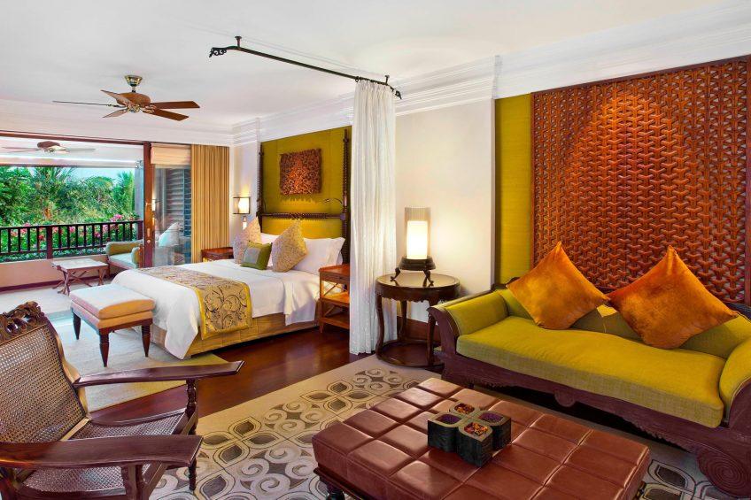 The St. Regis Bali Luxury Resort - Bali, Indonesia - St. Regis Suite Guest Bedroom