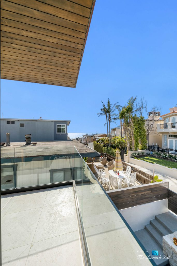 246 30th Street, Hermosa Beach, CA, USA - Primary Patio