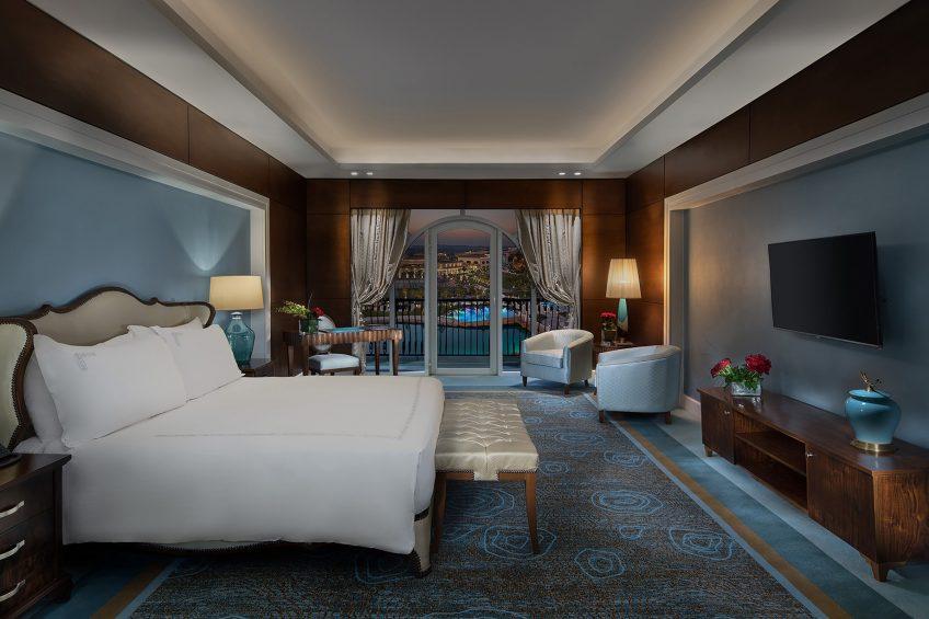 The St. Regis Almasa Luxury Hotel - Cairo, Egypt - Astor King Suite Bedroom
