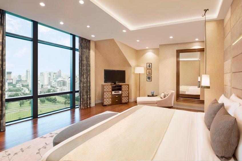The St. Regis Bangkok Luxury Hotel - Bangkok, Thailand - King Royal Suite