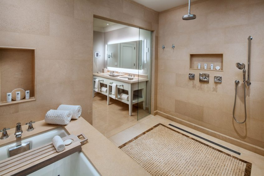 The St. Regis Bahia Beach Luxury Resort - Rio Grande, Puerto Rico - Guest Bathroom