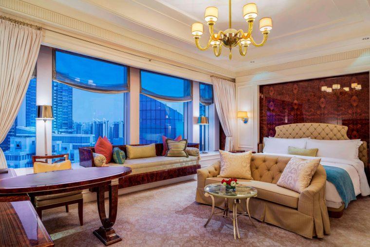 The St. Regis Singapore Luxury Hotel - Singapore - Executive Deluxe Guest Room