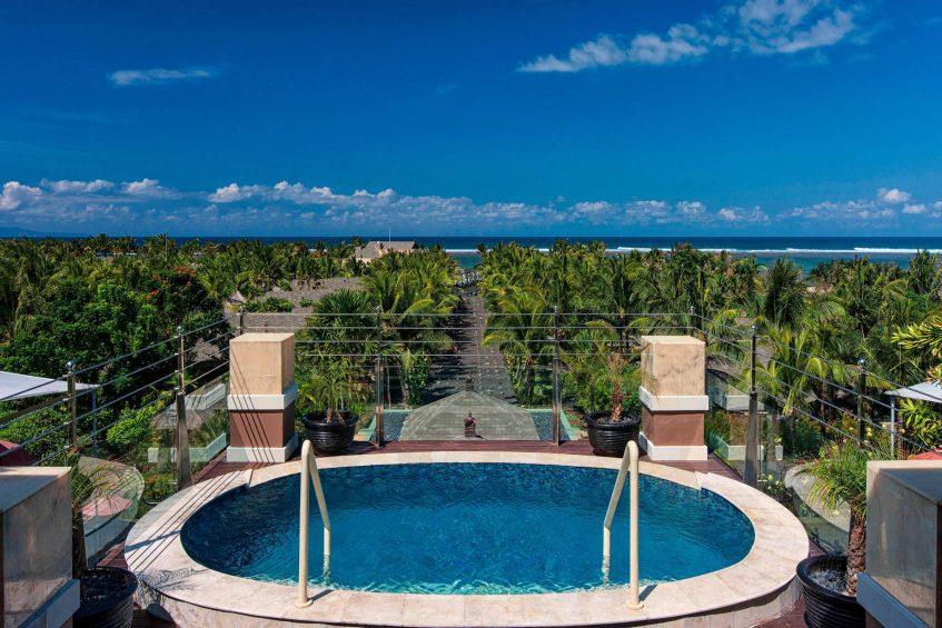The St. Regis Bali Luxury Resort - Bali, Indonesia - Grand Astor Suite Infinity Pool
