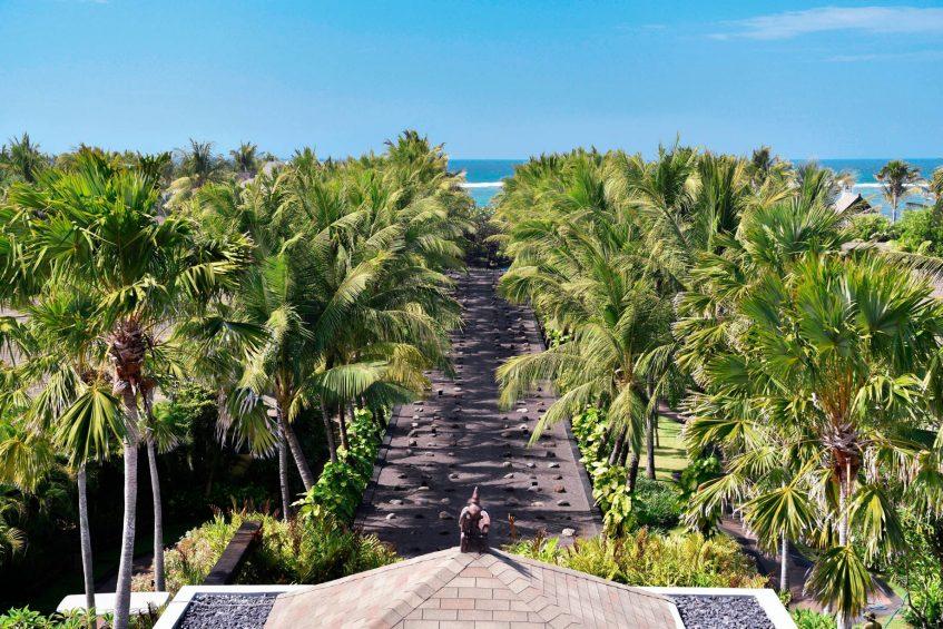 The St. Regis Bali Luxury Resort - Bali, Indonesia - Grand Astor Suite Panoramic View