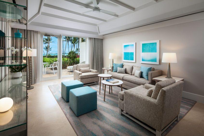 The St. Regis Bahia Beach Luxury Resort - Rio Grande, Puerto Rico - Astor Suite Parlor