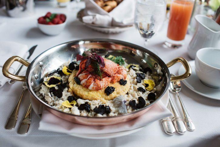 The St. Regis Washington D.C. Luxury Hotel - Washington, DC, USA - Titanic Gourmet Omelet