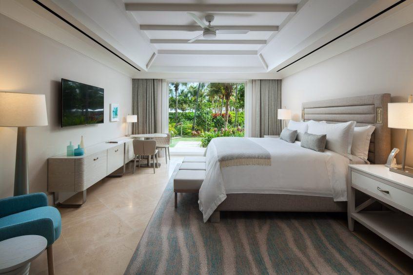 The St. Regis Bahia Beach Luxury Resort - Rio Grande, Puerto Rico - King Garden View Suite