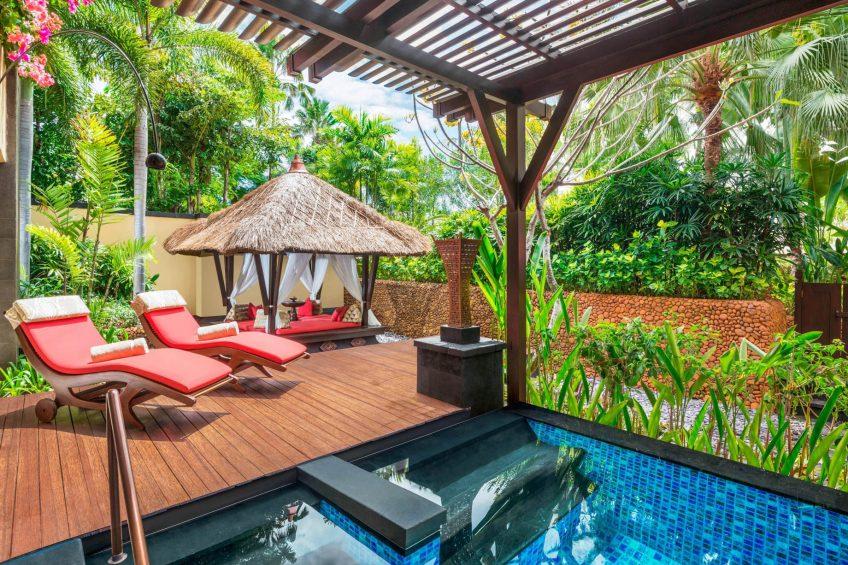 The St. Regis Bali Luxury Resort - Bali, Indonesia - St. Regis Pool Suite