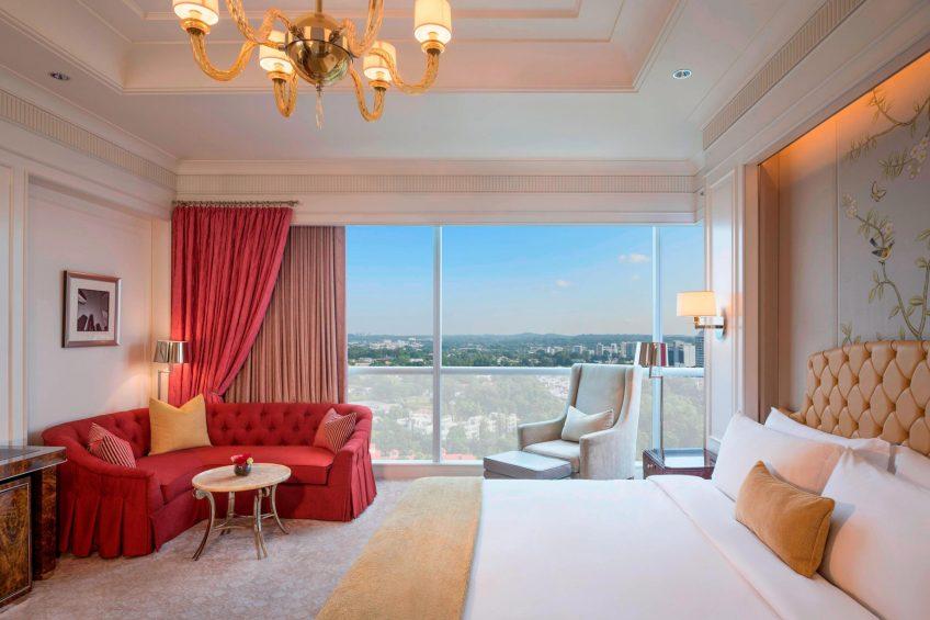 The St. Regis Singapore Luxury Hotel - Singapore - Penthouse Guest Room