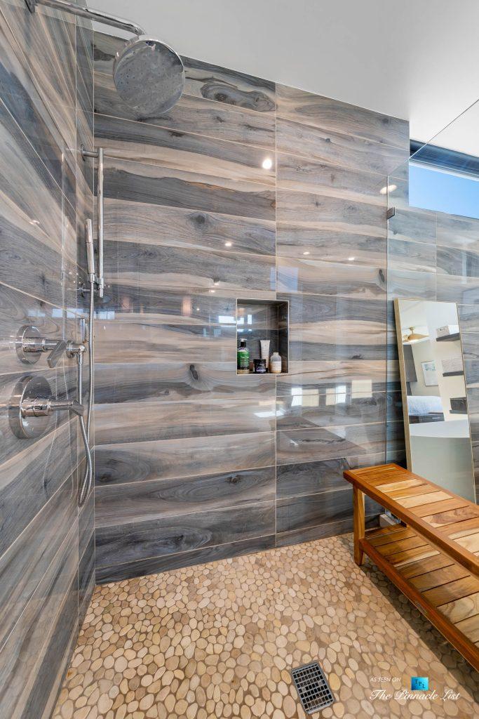 246 30th Street, Hermosa Beach, CA, USA - Master Bathroom Shower