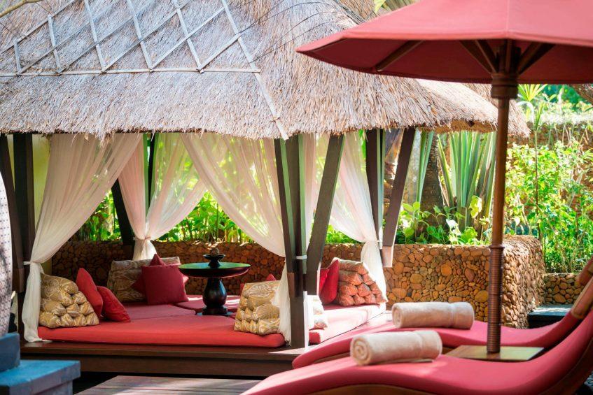 The St. Regis Bali Luxury Resort - Bali, Indonesia - St. Regis Pool Suite Gazebo