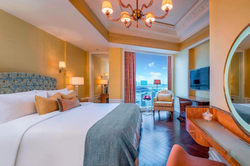 The St. Regis Singapore Luxury Hotel - Singapore - Specialty Suite Bedroom
