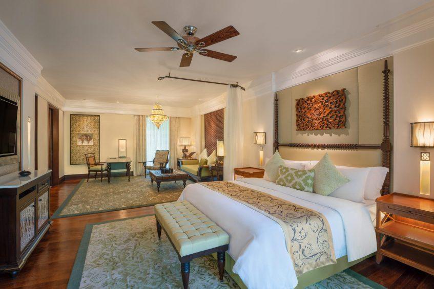 The St. Regis Bali Luxury Resort - Bali, Indonesia - St.Regis Pool Suite King Bedroom