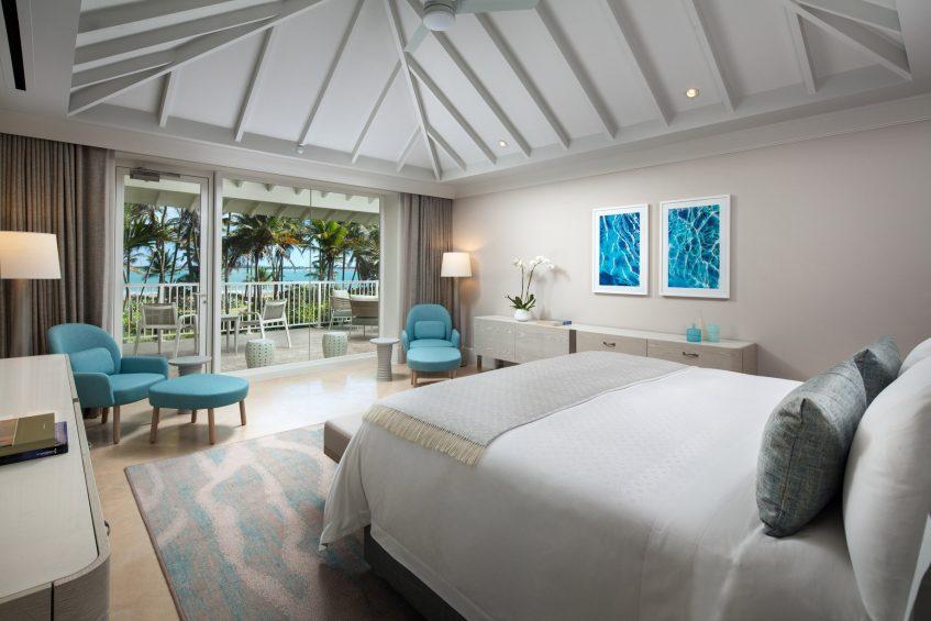 The St. Regis Bahia Beach Luxury Resort - Rio Grande, Puerto Rico - Governors Suite King Bedroom