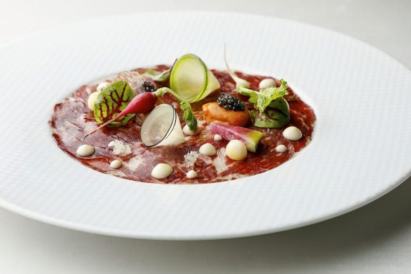 The St. Regis Osaka Luxury Hotel - Osaka, Japan - Gourmet Food