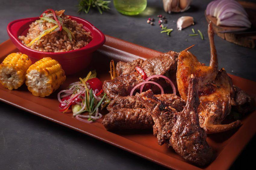 The St. Regis Almasa Luxury Hotel - Cairo, Egypt - Gourmet Food