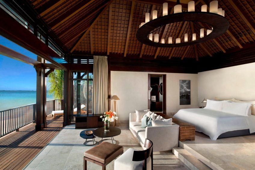The St. Regis Mauritius Luxury Resort - Mauritius - The St. Regis Villa Bedroom