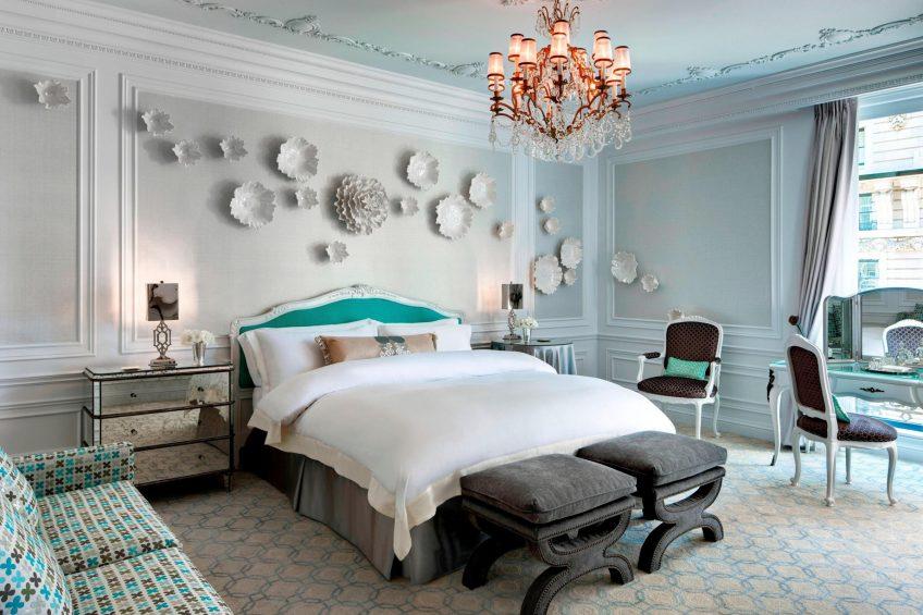 The St. Regis New York Luxury Hotel - New York, NY, USA - Tiffany Suite Bedroom