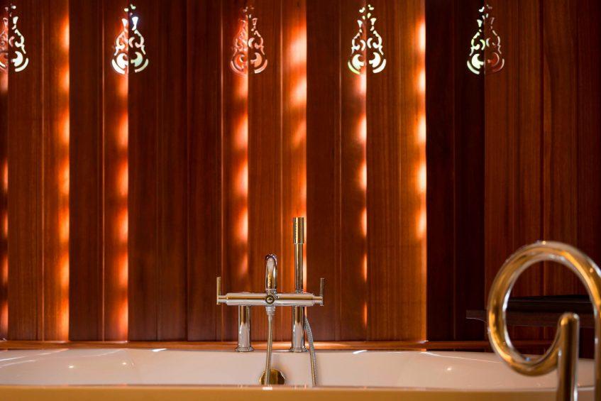 The St. Regis Bali Luxury Resort - Bali, Indonesia - St. Regis Suite Guest Bathroom