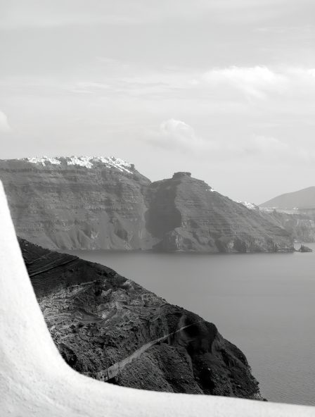 Mystique Luxury Hotel Santorini – Oia, Santorini Island, Greece - Clifftop View