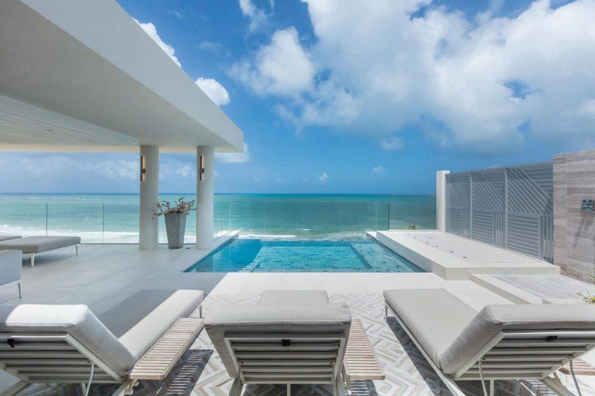 The St. Regis Bahia Beach Luxury Resort - Rio Grande, Puerto Rico - Ocean Drive Residences Private Penthouse Pool View