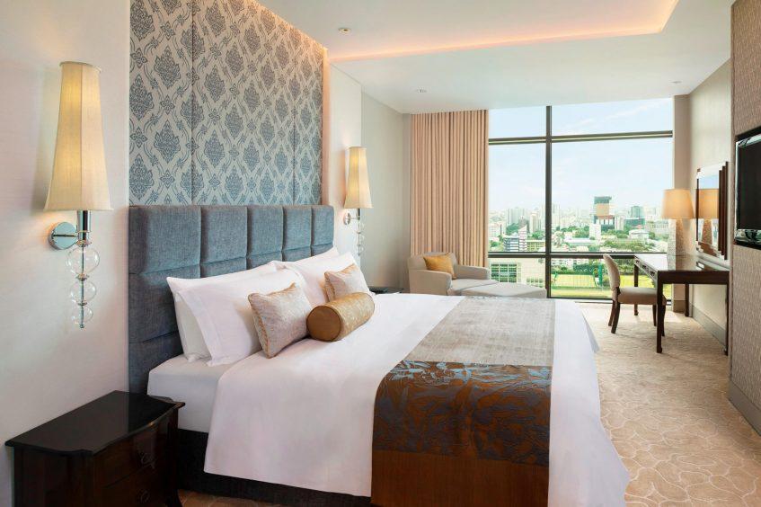 The St. Regis Bangkok Luxury Hotel - Bangkok, Thailand - St. Regis Suite