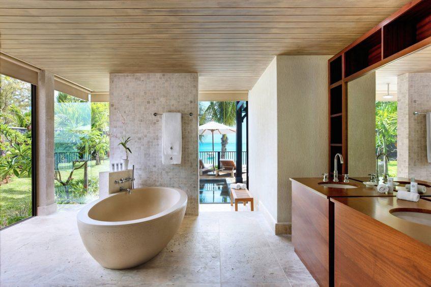 The St. Regis Mauritius Luxury Resort - Mauritius - The St. Regis Villa Master Bathroom