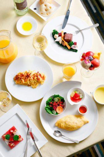 The St. Regis Osaka Luxury Hotel - Osaka, Japan - La Veduta Family Lunch