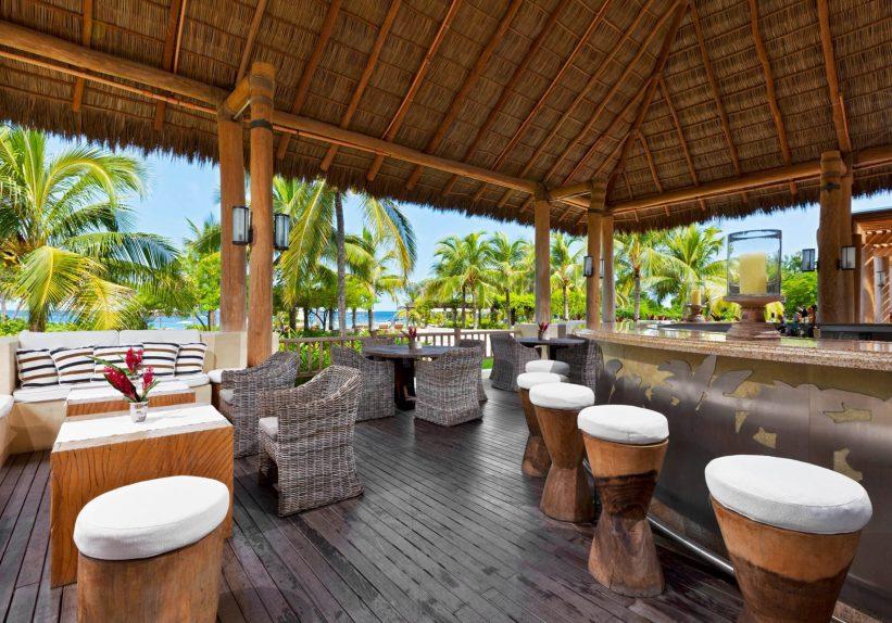 The St. Regis Punta Mita Luxury Resort - Nayarit, Mexico - Sea Breeze Bar