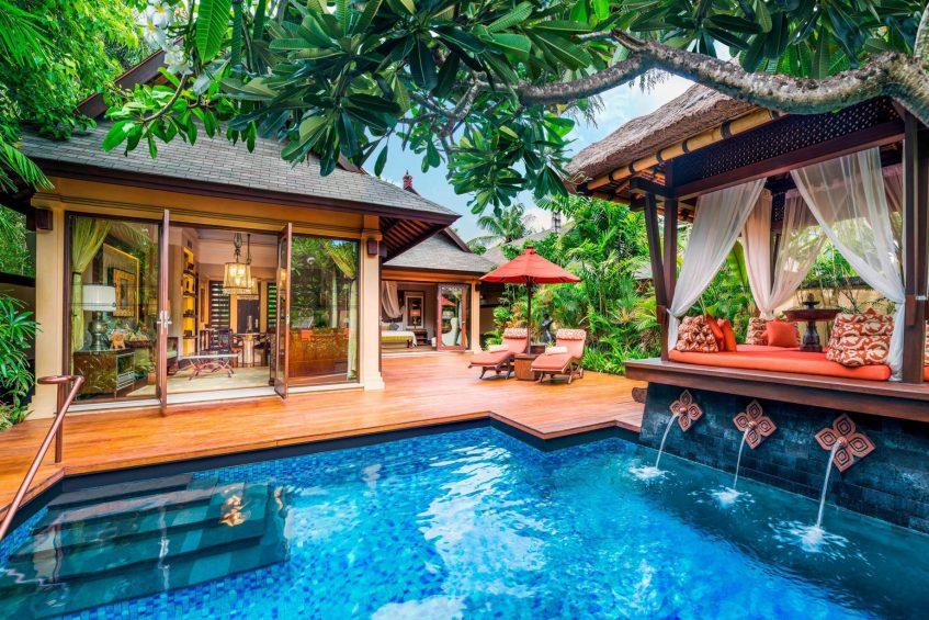 The St. Regis Bali Luxury Resort - Bali, Indonesia - Gardenia Villa Private Pool